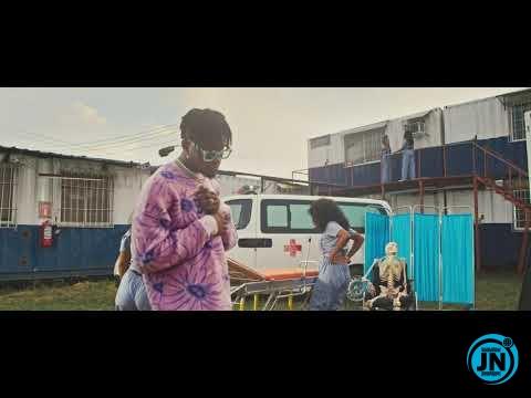 King Perryy – Waist ft. Kizz Daniel